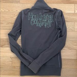 Hollister Sweaters - Vintage Hollister zip up